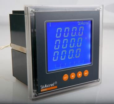 安科瑞PZ42L-E3(4)交流檢測多功能表