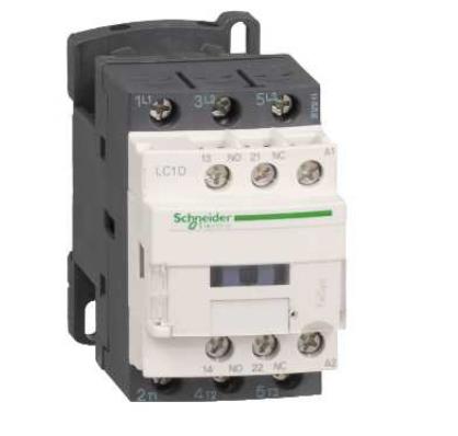 施耐德LC1D25R7交流接觸器