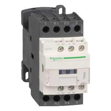 施耐德LC1DT80AL7交流接觸器