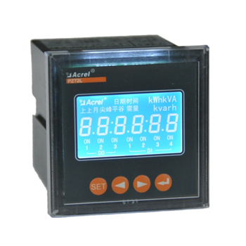 安科瑞PZ72-DI直流電流表