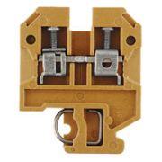 魏德米勒0322860000 SAK 2.5/10直通型接线端子