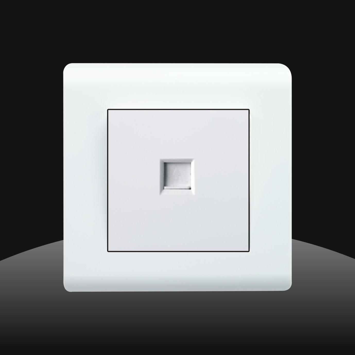 正泰new7-e204网线插座