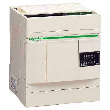 施耐德TWDXSM14小型PLC