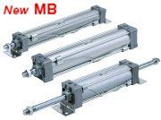 SMC气缸CQ2B20-10D